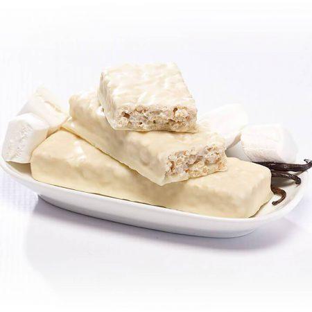 Fluffy vanilla crisp