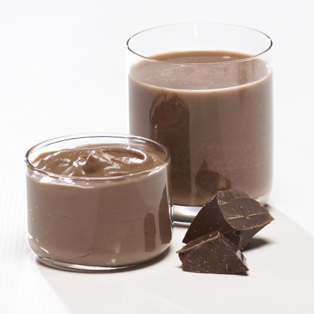 Protein Shake Chocolate Pudding