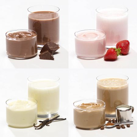 High Protein Shakes